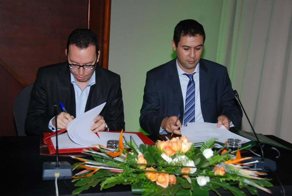Signature d'une convention avec CEED