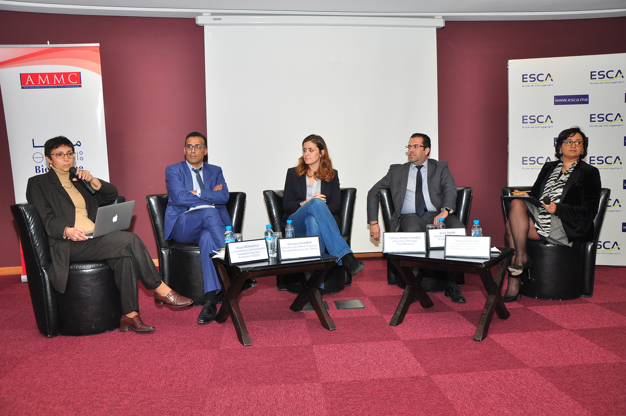 Les Rencontres AMMC: Les relations publiques rattrapées par le digital