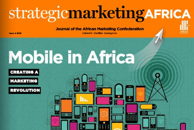 How mobile is changing the marketing game in Africa ?