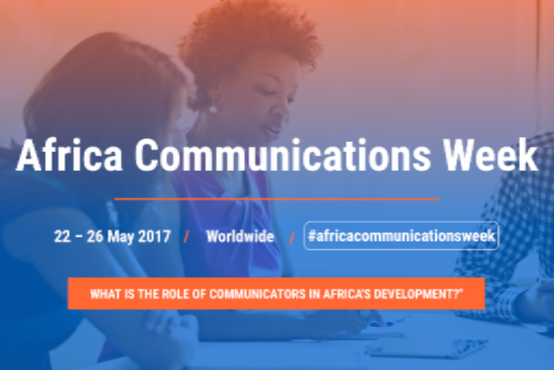 La Semaine Africaine de la Communication du 22 au 26 Mai 2017