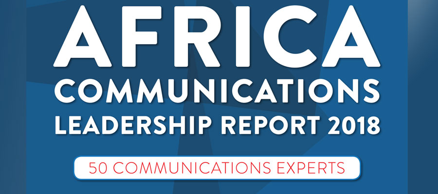 AFRICA COMMUNICATIONS LEADERSHIP REPORT 2018